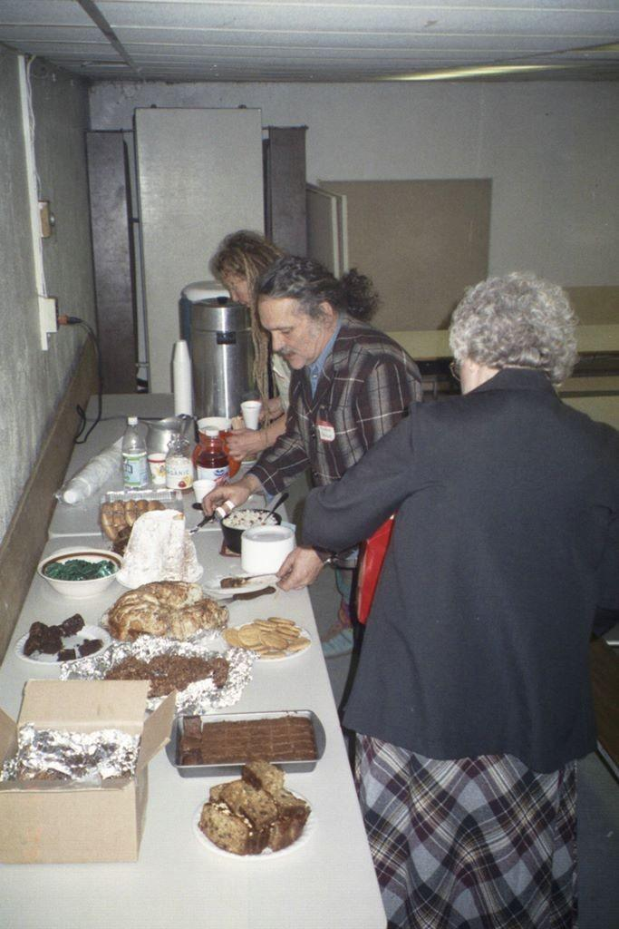 05-01-15 Grange degree day potluck dinner–desserts being prepared_683x1024