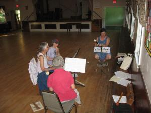 08-07-16 Recorder Underground practices at the Grange Hall_1024x768