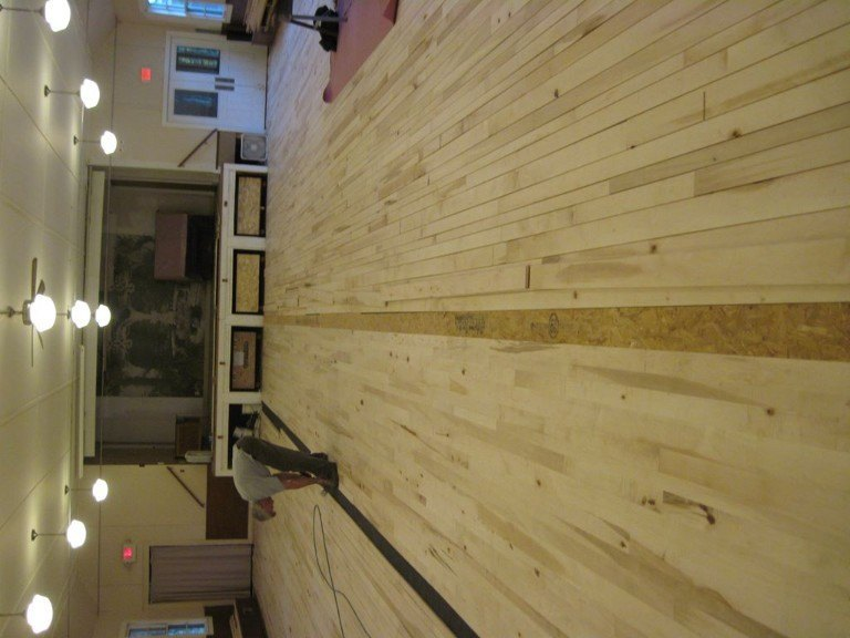 Installing the new floor – 1_1024x768
